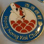 Hong Kong Koi Club pin new large