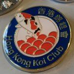 Hong Kong Koi Club pin new small