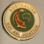 Australian Koi Association Tie pin