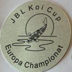 KLAN JBL Koi Cup trophy pin