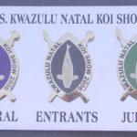 KwaZulu Natal 2006 Show - 3 pin sets (limited editon of 15 sets).