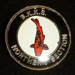 Northern Section trophy pin