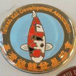Taiwan Koi Development Association Gold circle