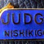 AJNPA (Shinkokai) Judge pin