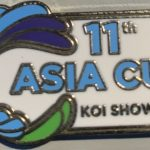 11th All Asia Cup Koi Show Indonesia 2018 White