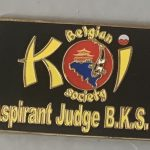 BKS Aspirant Judge pin Black