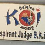 BKS Aspirant Judge pin White
