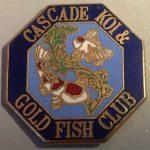 Cascade Koi Club pin