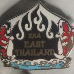 ZNA East Thailand Koi Club pin