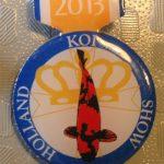 21th HKS 2013 free visitor pin