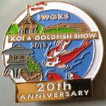 2013 Koi Show - 20th anniversary