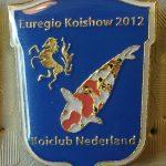 Koi Club Nederland 2012 Blue (Volunteers)