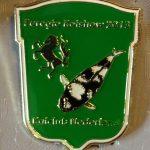 Koi Club Nederland 2013 Shiro on Green