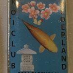 Koi Club Nederland 2014 Black writing