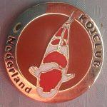 Koi Club Nederland Club pin