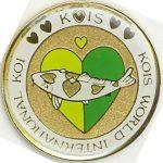 Kois World International Koi Green/green