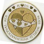 Kois World International Koi gold/gold on gold