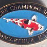 Macarthur Branch KSA Future Champions Show Pin