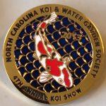 North Carolina 4th annual Koi show 2013