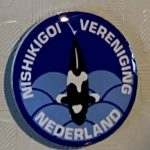 NVN Club pin small free show pin
