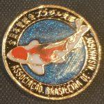 Associacao Brasileira Nishikigoi second Club Pin
