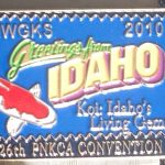 2010 - Boise Idaho