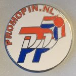 Promopin.nl pin, maker of all Dutch pins