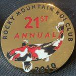 Rocky Mountain Koi Club 2010 Annual Koi Show