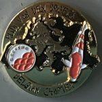 Rudi van den Broeck Private Koi Pin