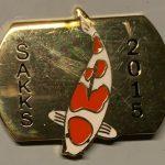 SAKKS National (KZN) Koi Show 2015 Entrants & Judges (Kohaku)