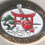 2011 - Show pin