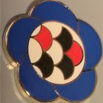 South East New logo club pin