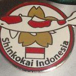 Shinkokai Indonesia pin
