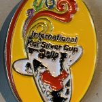 International Silver Cup 2015 yellow with red wave