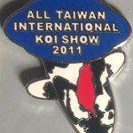 All Taiwan International Koi Show 2011 White
