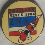 ZNA Thailand Chapter pin