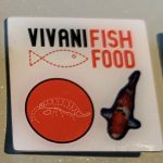 Vivani fish food red