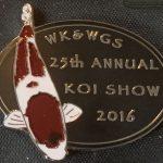 2016 - 25th Annual Koi Show