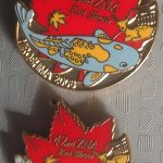 ZNA 42st Show 2006 Hiroshima Small Tie pin (lower)
