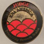 ZNA America Judge pin