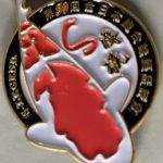 S Legend AJKS Grand Champion pin