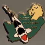 SAKKS Gauteng Chapter Judges pin