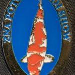 2019 Annual Koi Show Kohaku pin