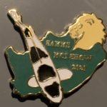 SAKKS Eastern Cape Chapter Judges pin