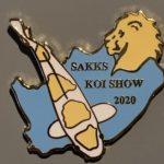 SAKKS Free State Chapter General pin