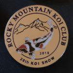 Rocky Mountain Koi Club 2018 Annual Koi Show