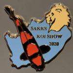 SAKKS Southern Cape Chapter Entrants pin