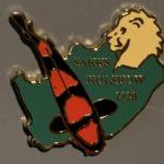 SAKKS Southern Cape Chapter Judges pin
